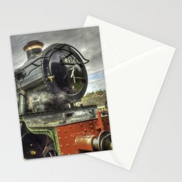 Steam Locomotive 4936 Kinlet Hall Stationery Cards