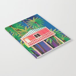 Palolem Beach Huts Notebook