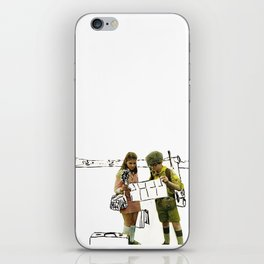 moonrise kingdom II iPhone Skin