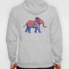 Les Animaux: Baby African Elephant Hoody