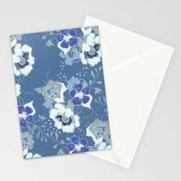 romantic floral Stationery Cards