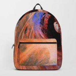 Nestled in Cozy Comfort Backpack