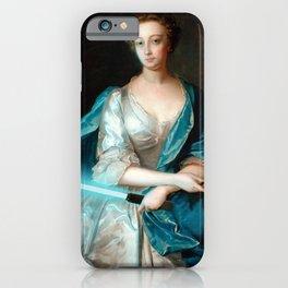 Ye Olde Glowstick V iPhone Case