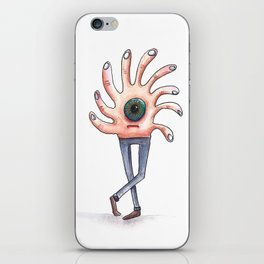 Too Many High Fives iPhone Skin