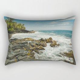 Hawaiian Ocean III Rectangular Pillow