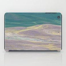 Palouse Abstract I iPad Case