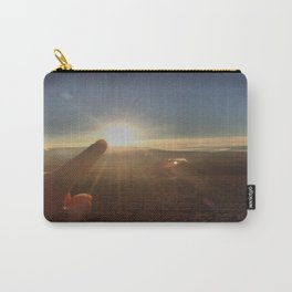 Touching The Sun Carry-All Pouch