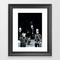 Pagans Do It Better Framed Art Print