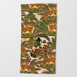 Safari Beach Towel