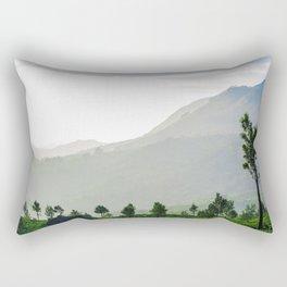 Tea Garden - 1 Rectangular Pillow