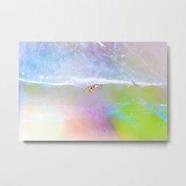 SPIDER PRIDE Metal Print