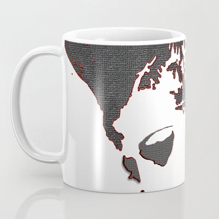punk rocker girl Coffee Mug