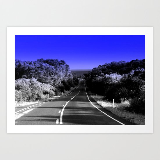 Great Ocean Road - Australia Art Print