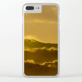Ocean #1 Clear iPhone Case