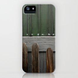 Oregon (o63.) iPhone Case