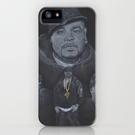 JOE CRACK iPhone Case