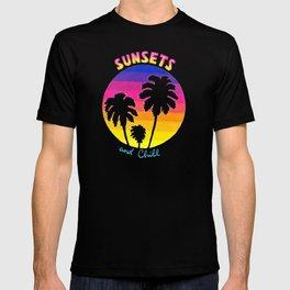 Sunsets & Chill T-shirt