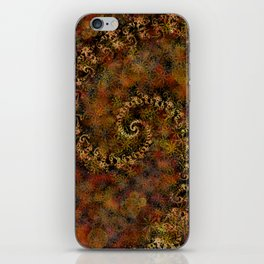 From Infinity - Autumn iPhone Skin