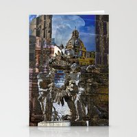 roman Stationery Cards featuring Roman Impression  by CAPTAINSILVA
