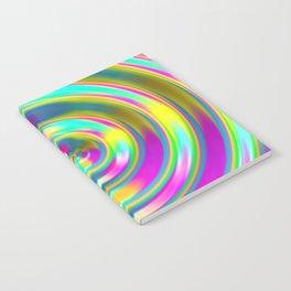 Pastel Swirl Notebook