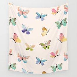 Beautiful Butterflies Wall Tapestry