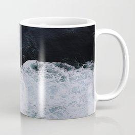 Paint like the Ocean Coffee Mug