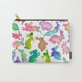 Soul Bunny - Spring Time Carry-All Pouch
