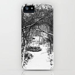 Trees #3 iPhone Case