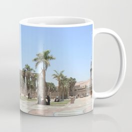Temple of Luxor, no. 18 Coffee Mug