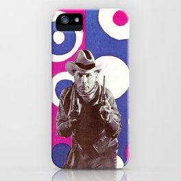 King Tut and the Gunslinger iPhone Case