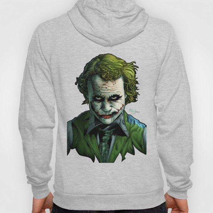 Heath Ledger Joker Hoody