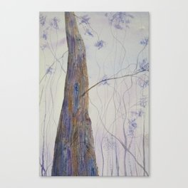 Lone Timber Canvas Print