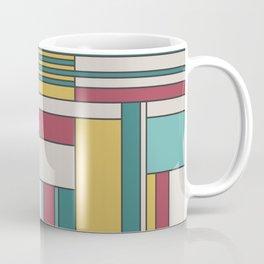 Random Rectangles Coffee Mug