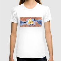 bill cipher T-shirts featuring Bill Cipher by Vaahlkult