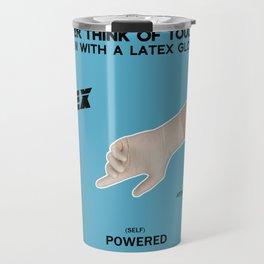 Latex! Travel Mug
