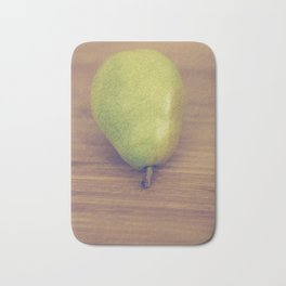 Pear Bath Mat
