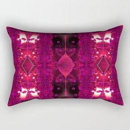 All Neon Like (Something Borrowed) Rectangular Pillow