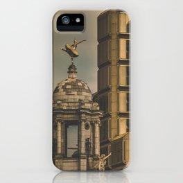 In love whit London II iPhone Case