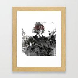 Inktober (Day 28) Framed Art Print
