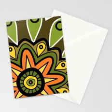Flower 03 Stationery Cards