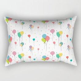 Balloon pattern design Rectangular Pillow