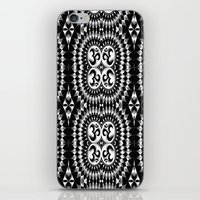om iPhone & iPod Skins featuring Om by MandalaHealingArt