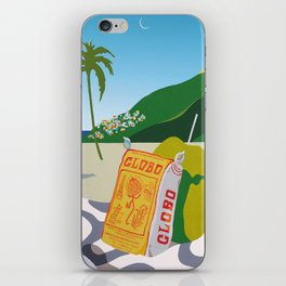 GLOBO COOKIES IN RIO iPhone Skin