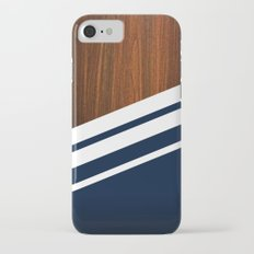 Wooden Navy iPhone 7 Slim Case