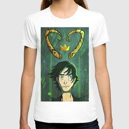 King Loki T-shirt