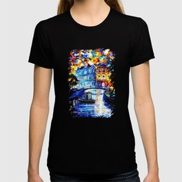 Tradis Art On The River Way T-shirt