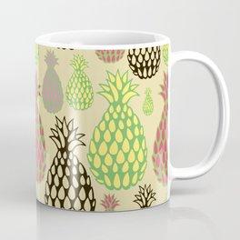 Happy pineapples. Coffee Mug