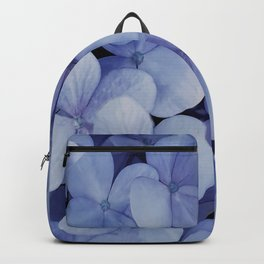 Hydrangea Florets Backpack