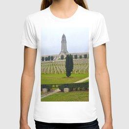 Verdun Memorial 14-18  T-shirt