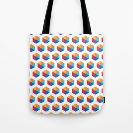 Rombos Pattern Tote Bag